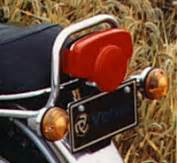 Per Sela Aspira For Honda Grand triumph bonneville tt by craig vetter 1971