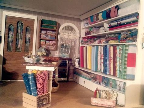 Quilt Shop by 1000 Images About Dollhouse Quilt Shop On