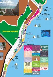 Costa Maya Mexico Map by Gallery For Gt Costa Maya Cruise Port Map