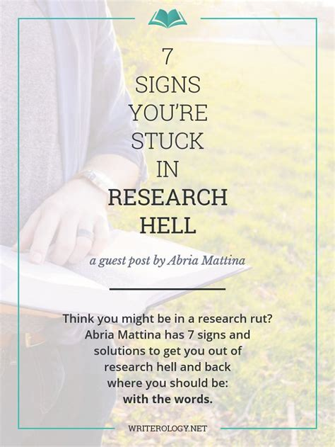 10 Signs Hell Be In Bed by 7 Signs You Re Stuck In Research Hell
