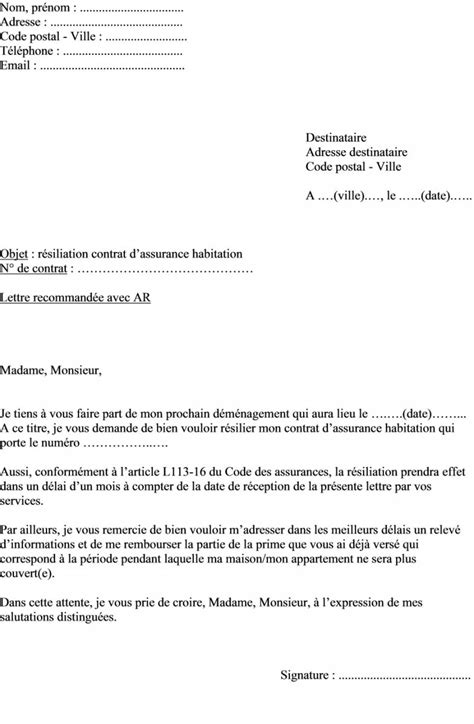 Lettre De Motivation Auto Ecole Modele Lettre Resiliation Auto Ecole Document