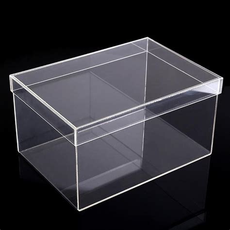 acrylic wholesale supplier clear sneaker box clear sneaker box wholesale