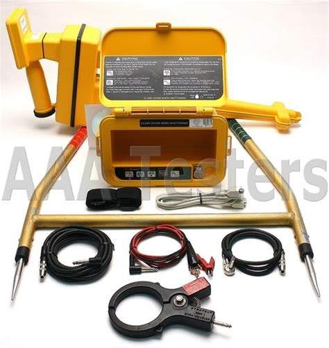 a frame cable fault locator 3m dynatel 2273m cable pipe fault locator 2273 ebay