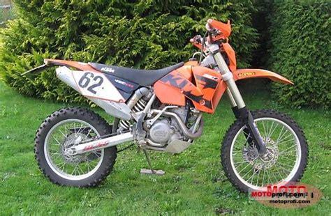 2003 Ktm 450exc 2003 Ktm 450 Exc Racing Moto Zombdrive