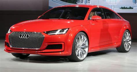 audi 4 door sports car audi s new tt sportback concept revealed ahead of show