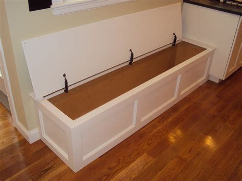 kitchen storage bench seating kitchen bench with hinged top storage wellesley ma