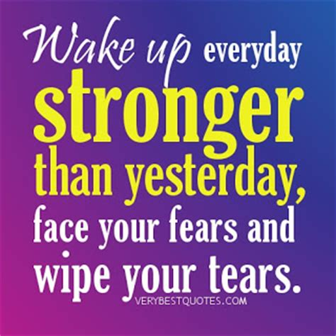 Faces Fearsand So Should You by Achievement Minded Morning Inspirational Messages
