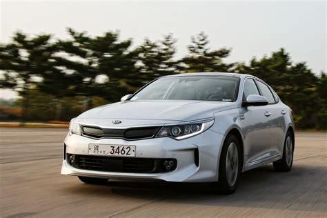 Next Generation Kia Optima Hybrid Future Planned For Next Generation Kia Optima Car