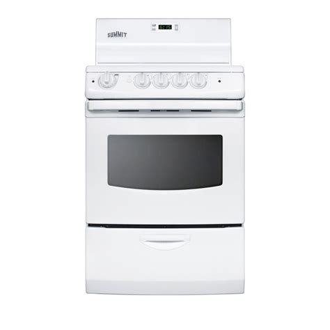 summit appliance 24 in 3 cu ft electric range in white