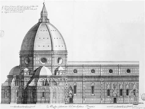 la cupola di qua e di la filippo brunelleschi e la cupola di santa