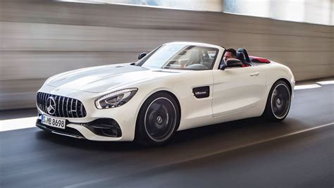 2017 mercedes amg gt roadster and gt c roadster revealed