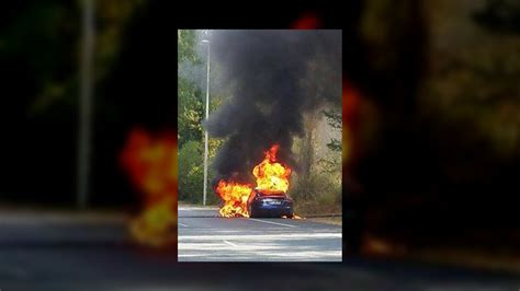 Tesla Model S Fires Tesla Model S Caused By Improperly Tightened