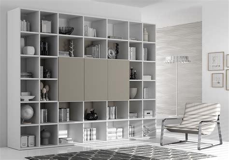 Bibliotheque Design by Biblioth 232 Que Design Couleur Tourterelle Compact