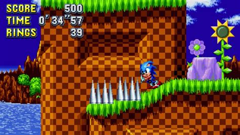 minutes  sonic mania gameplay polygon