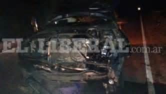 diario el liberal santiago del estero clasificados pudo ser una tragedia tres tucumanos se accidentaron en