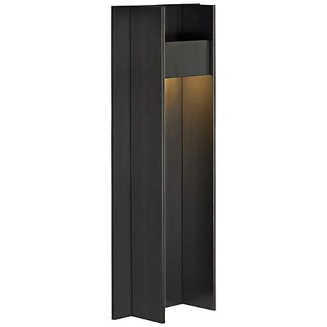 lbl regale lbl tav 18 quot high bronze led outdoor wall light 3n532