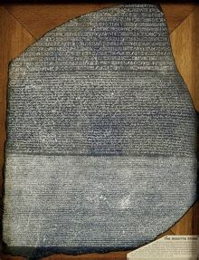 rosetta stone near me on this day the rosetta stone is discovered the artstor