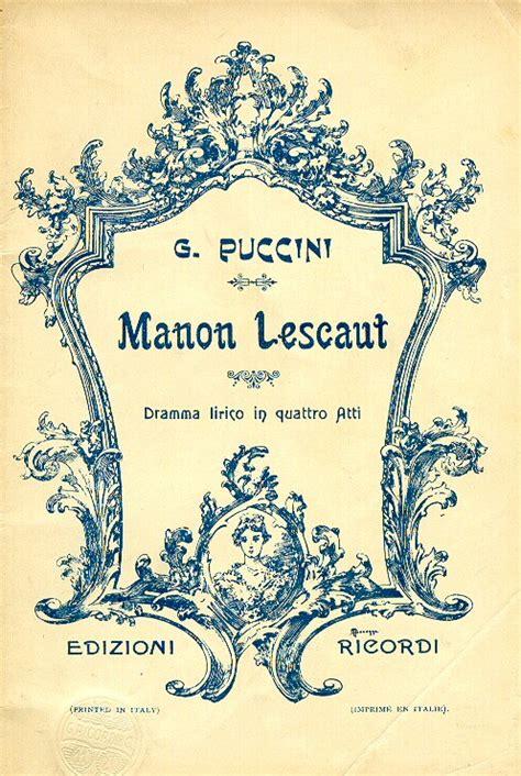 manon lescaut folio plus file manon lescaut libretto jpg wikimedia commons