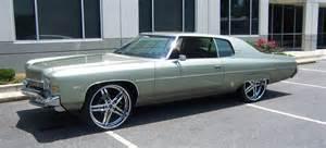 1972 Chevrolet Impala 1972 Chevrolet Impala Classic Automobiles