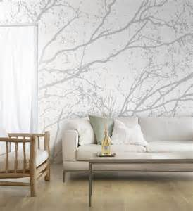 modern wallpaper for walls ideas inredningsblogg villa varm 187 blog archive 187 skogen p 229