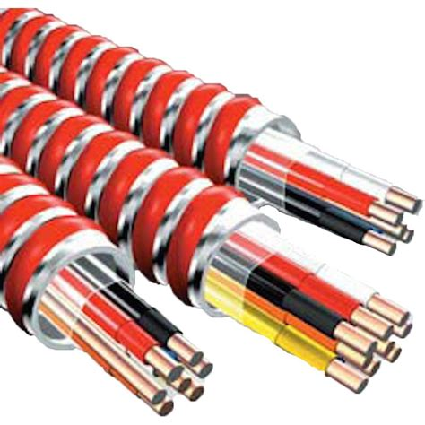 100 12 2 mc cable afc cable systems 12 2 x 100 ft bx ac 90 armored
