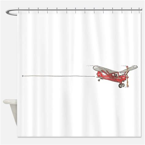 airplane curtains airplane shower curtains airplane fabric shower curtain