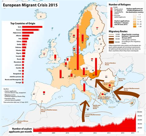 netherlands crime map most fleeing to europe are not refugees eu official