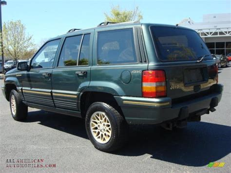 jeep grand limited 4x4 i a 1994 jeep grand 1994 jeep grand limited 4x4 in everglade green