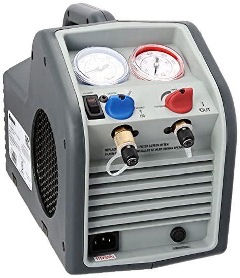 Ac Portable Pakai Freon robinair rg3 110v ac 60 hz portable refrigerant recovery
