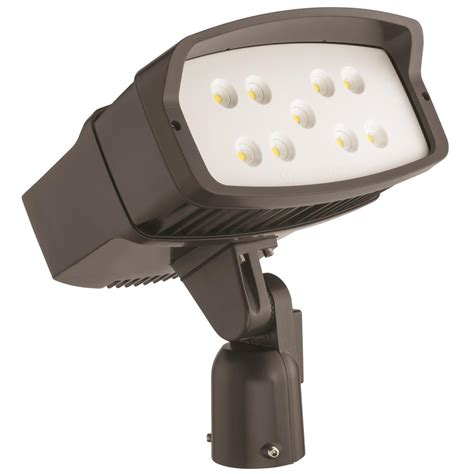 Lithonia Led Outdoor Lighting Lithonia Lighting Ofl2 Led Bronze Outdoor Flood Light Ofl2 Led P2 40k Mvolt Is Ddbxd M2 The