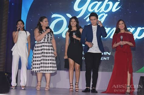 theme song dolce amore kilig fest at the gabi ng pangarap the abs cbn trade
