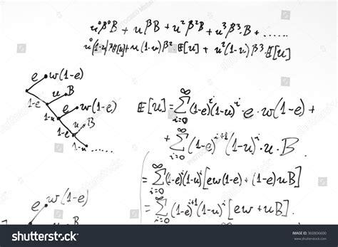 whiteboard math stock photos whiteboard complex math formulas on whiteboard mathematics stock illustration 360806600