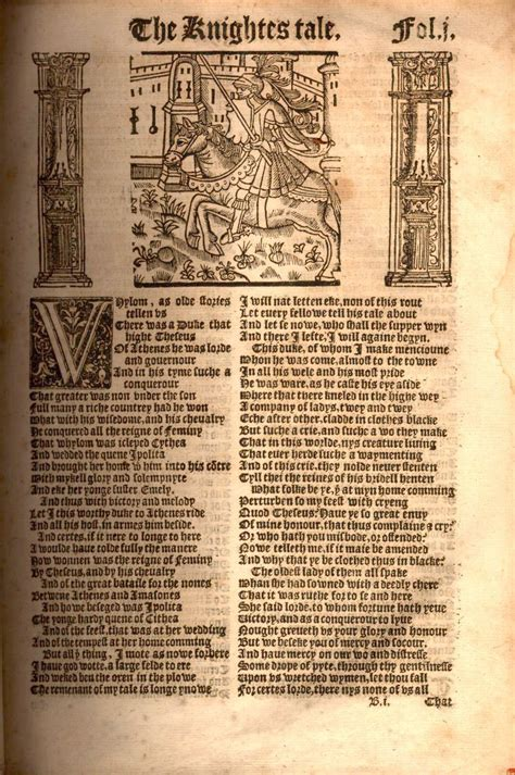 medieval literature chaucer the knight s tale