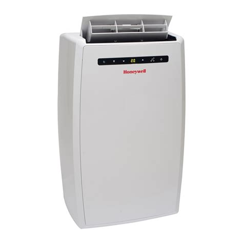 portable room air conditioner lowes shop honeywell 12000 btu 450 sq ft 115 volt portable air conditioner at lowes