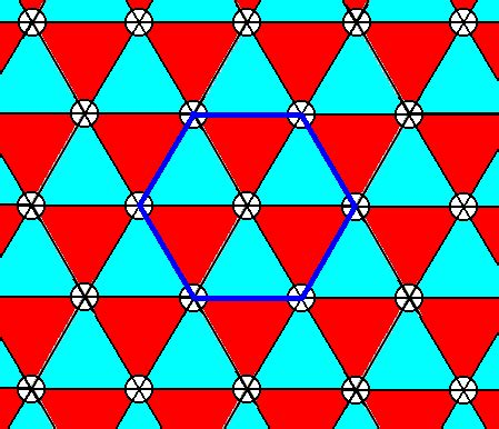unit cell pattern promorphology of crystals preparation xv