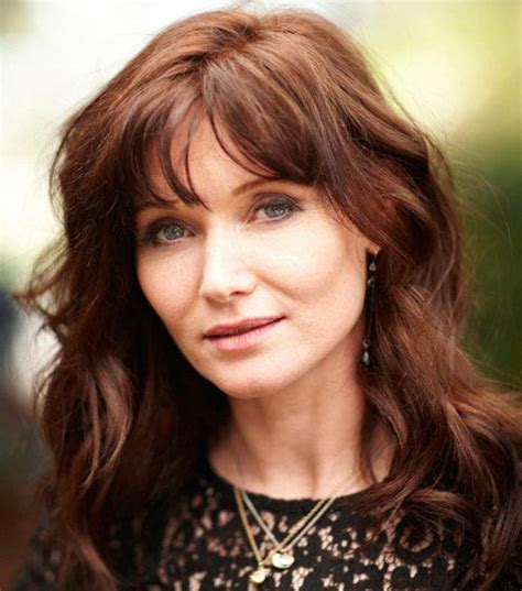 is that essie davis real hair on mrs fisher mysteries music n more legend of the guardian the owls of ga hoole