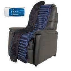 Chip And A Chair Alternating Pressure Lazy Boy Recliner Overlay By Blue Chip