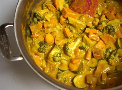 Detox Curry Recipe by Detox Friendly Vegetable Curry Detoxinista