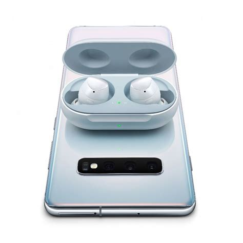 Samsung Airpods Samsung Steps Up To The Airpods With Its Galaxy Buds Now 25 Android Central