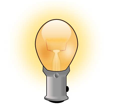 Light Bulb Clip Art At Clker Com Vector Clip Art Online Animated Lights Clipart