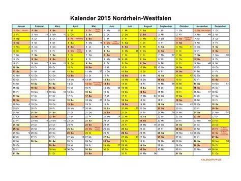 Nrw Kalender 2015 Kalender 2015 Nordrhein Westfalen Kalendervip
