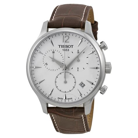 tissot t classic tradition chronograph s