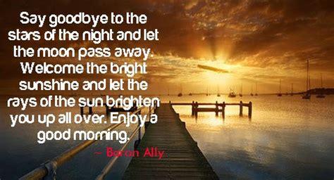 kata kata bijak pagi hari bahasa inggris  artinya