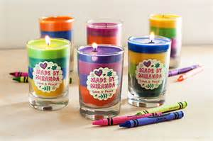 How To Make Decorative Candles At Home Diy Crayon Candles Evermine