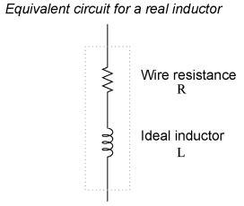 resistance of an inductor in dc wah inductor dc resistance 28 images a dc voltage source provides a voltage 12 0 and chegg
