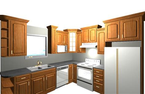10 By 10 Kitchen Designs 10x10 Kitchen Layouts House Furniture