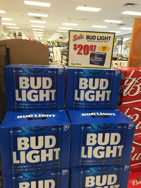 how much is in bud light how much is a 30 rack of bud light yvinos com