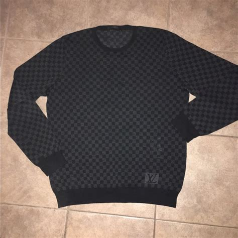 Lv Sweater 44 louis vuitton sweaters louis vuitton damier