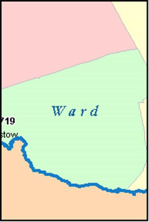 ward county texas map ward county texas digital zip code map