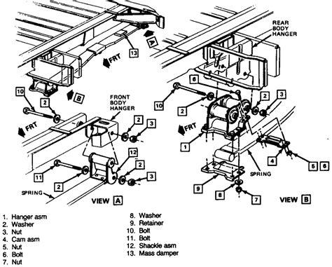 repair guides rear suspension leaf autozone